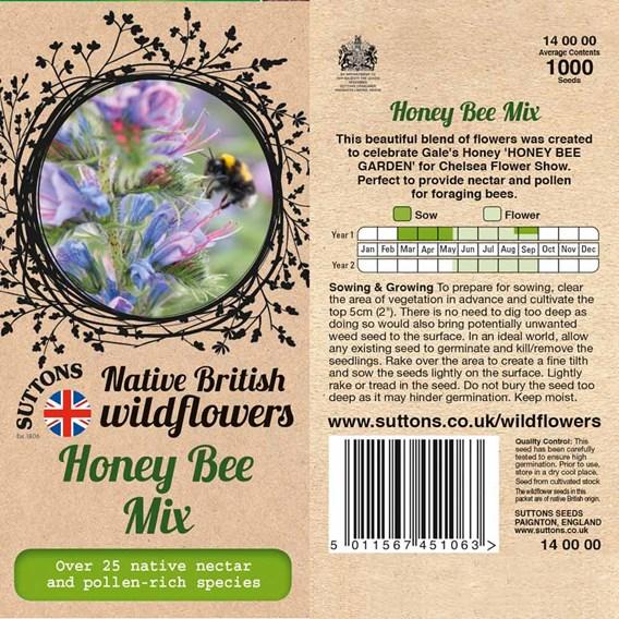 Honey Bee Mix