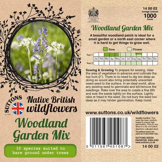 Woodland Garden Mix
