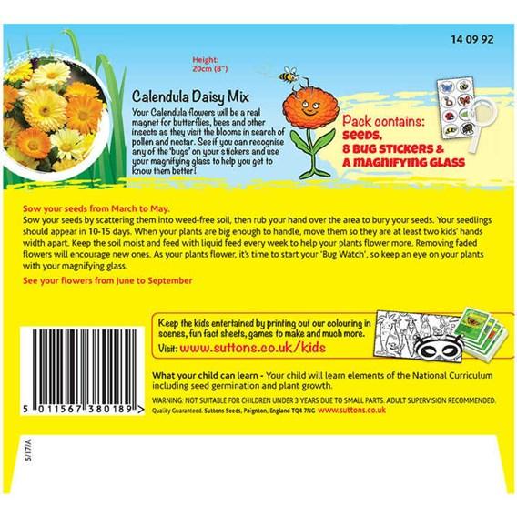 Calendula - Grow a bug magnet