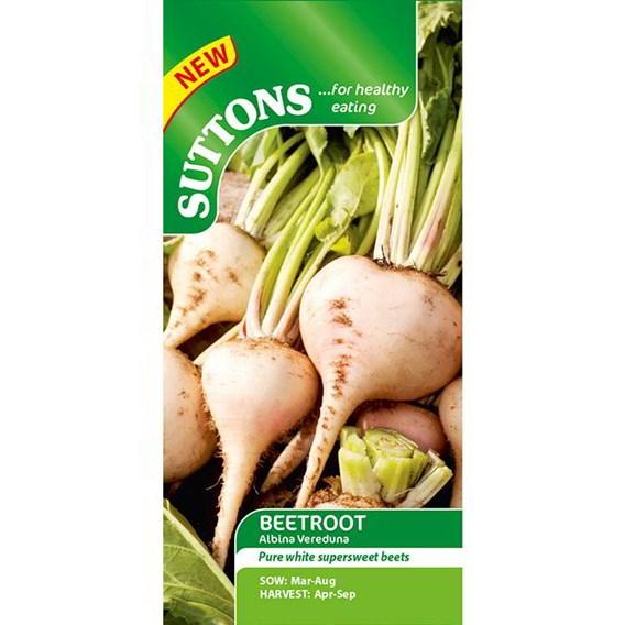 Beetroot Seeds - Albina Verduna