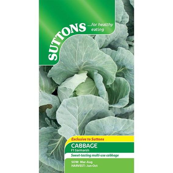 Cabbage Seeds - F1 Sarmarsh