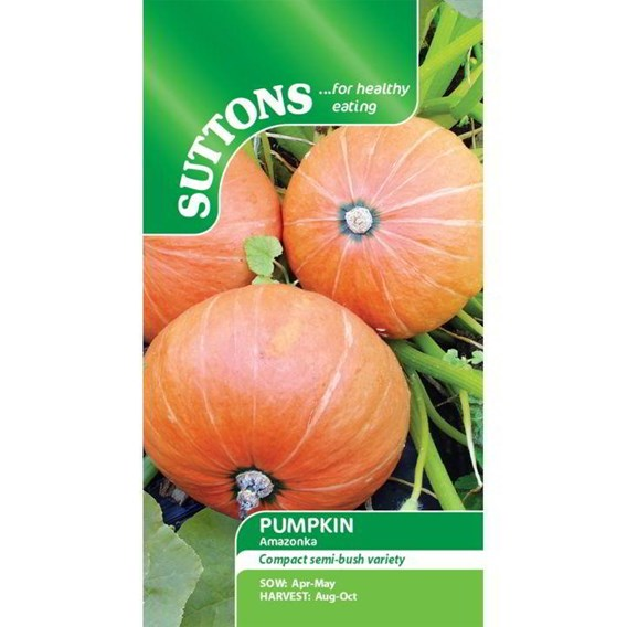 Pumpkin Seeds - Amazonka