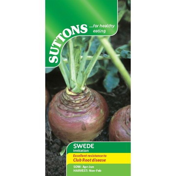 Swede Seeds - Invitation