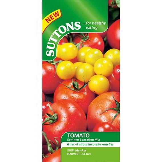 Tomato Seeds - Summer Sensation Mix