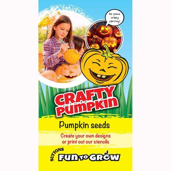 Pumpkin Seeds - Crafty Pumpkin
