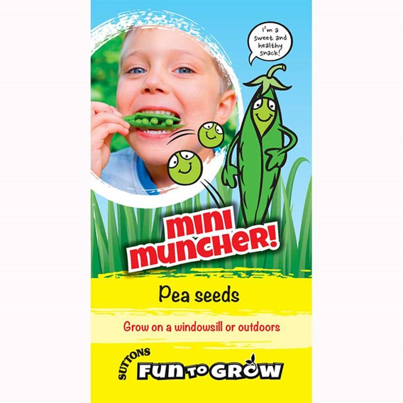 Pea Seeds - Mini muncher