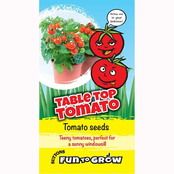 Table top tomato