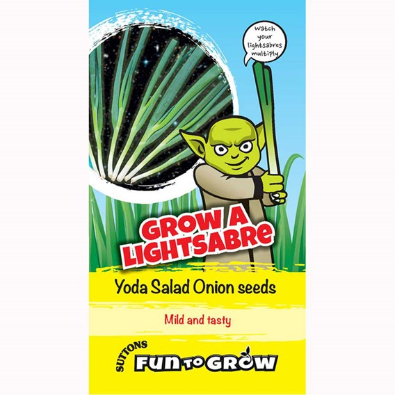 Grow a lightsabre