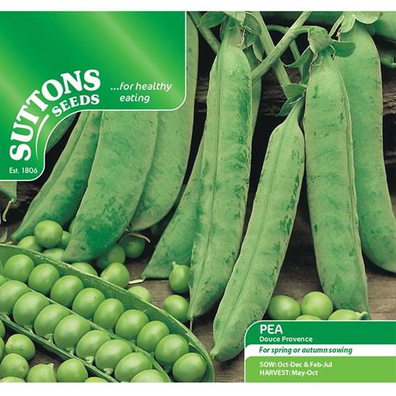 Pea Seeds - Douce Provence