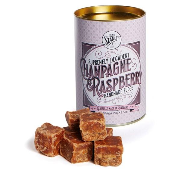 Raspberry Yummy   (2) With  Raspberry and Champagne Fudge