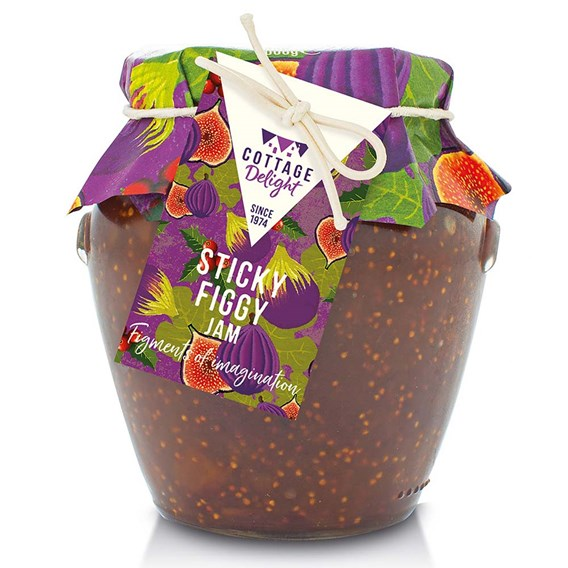 Fig Brown Turkey 3ltr  With Free Sticky Fig Jam Worth 3.50