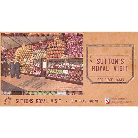 Jigsaw - Royal Visit