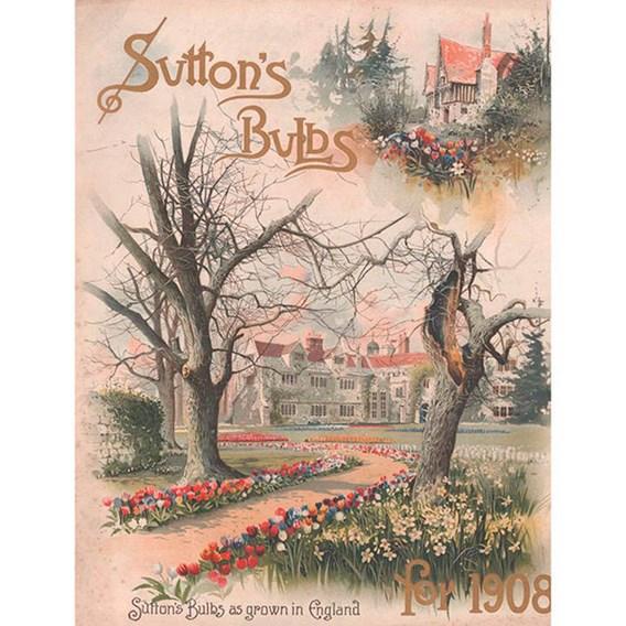 Jigsaw - Suttons English Bulbs 1908