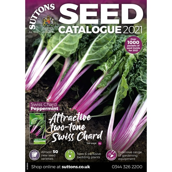 Suttons Seed Catalogue