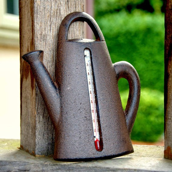 Watering Can Thermometer