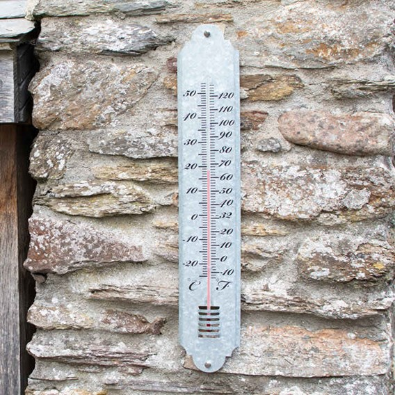 Giant Outdoor Thermometer