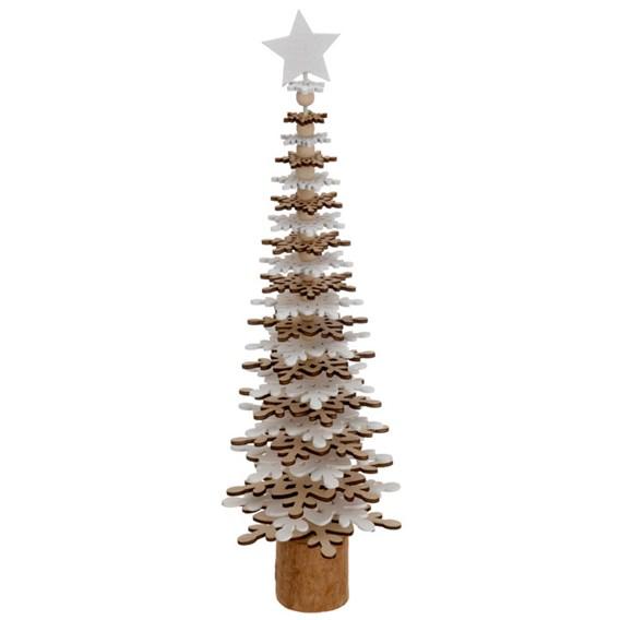 Wooden Trees - 40cm