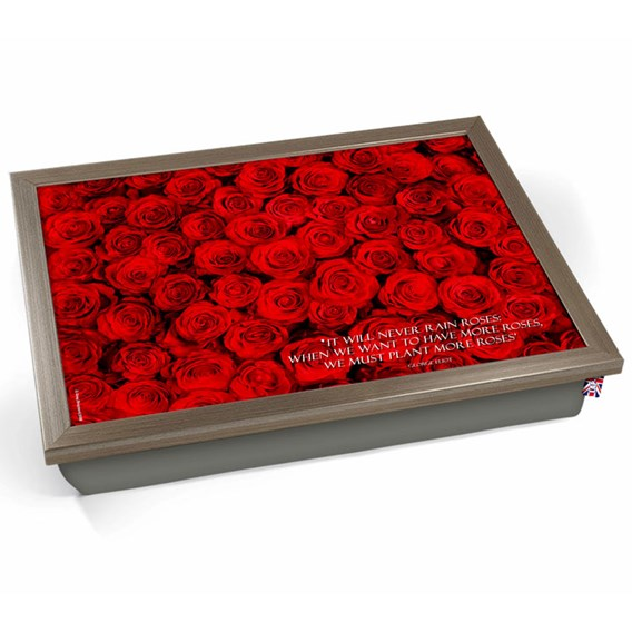 Red Roses Laptray