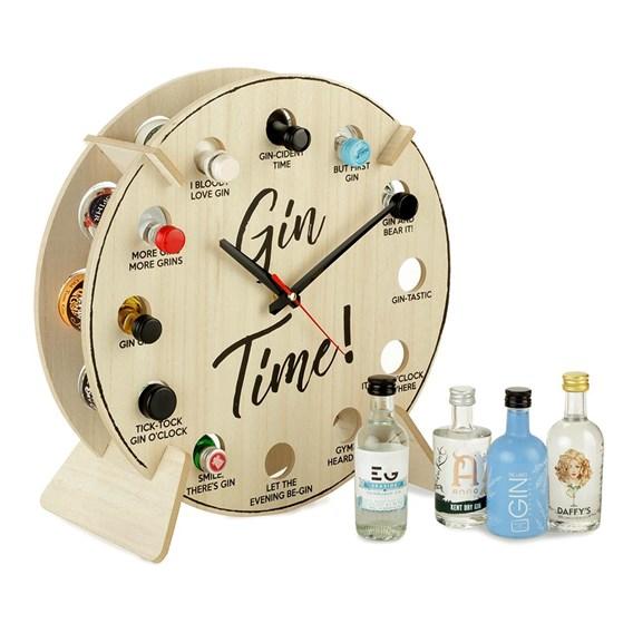 Gin Time Clock