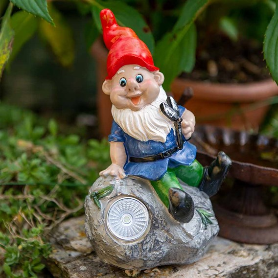 Solar Gnomes Set of 3