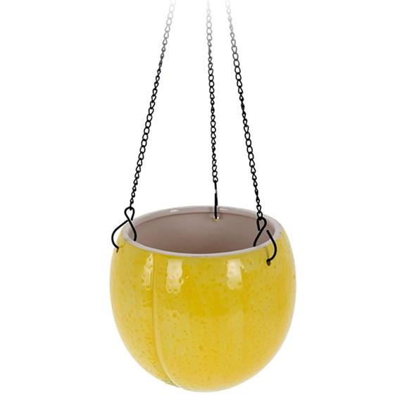 Lemon Design Planter