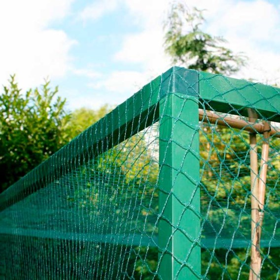 Walk-in Fruit Cage with Door