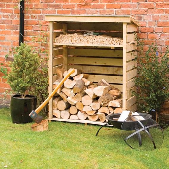 Small Log Store