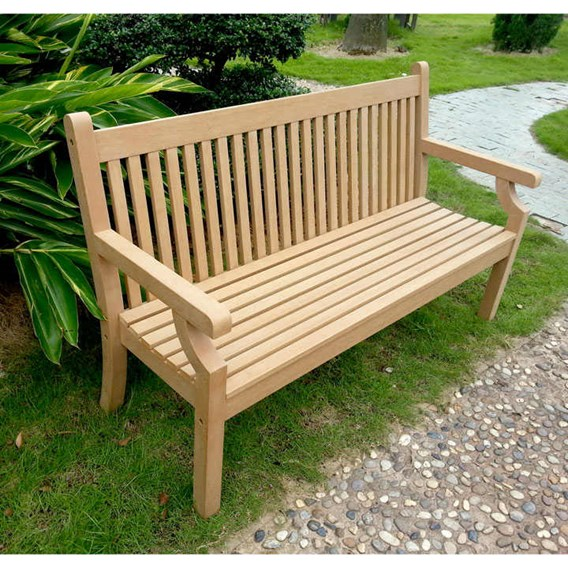 3 Seater Zero Maintenance Bench