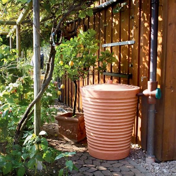 Tuscan Water Tank