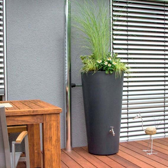 Rown Bowl Flower Water Tank - 150 Litre
