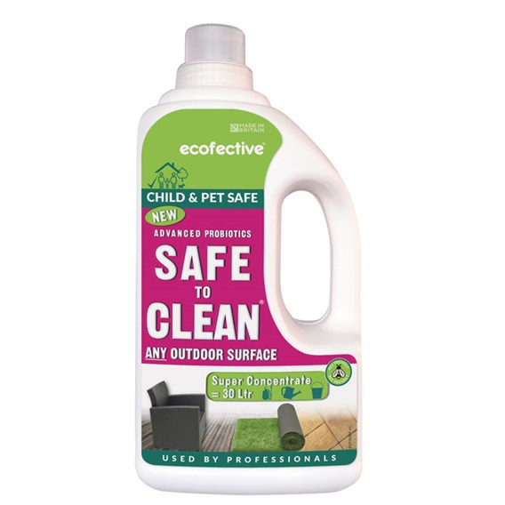 Safe to Clean