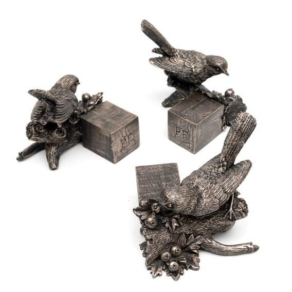 Set Of Three 'Robin' Pot Feet