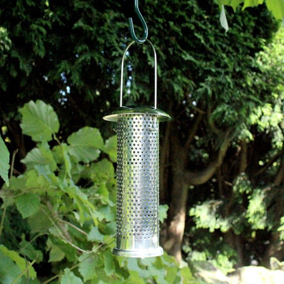 900g Niger Seed Bag and Deluxe Niger Seed Feeder Combo