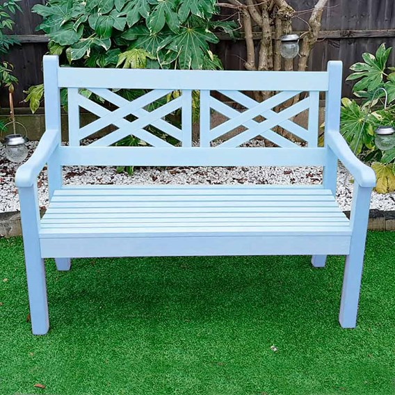 Salcombe 2 Seater Zero Maintenance Bench