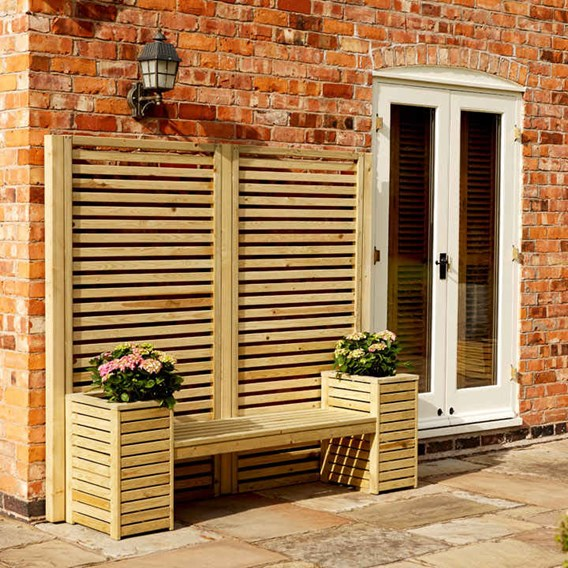 Garden Creations Seat Set