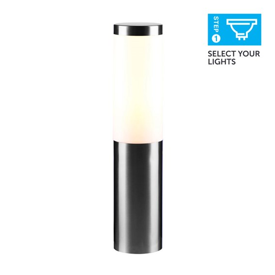 Stainless Steel Bollard Light