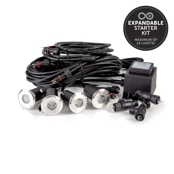 Small Deck Light Starter Kit