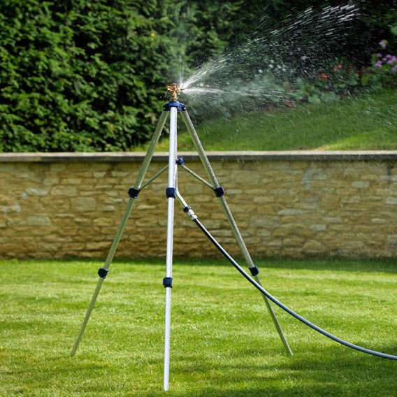 Professional Tripod Sprinkler