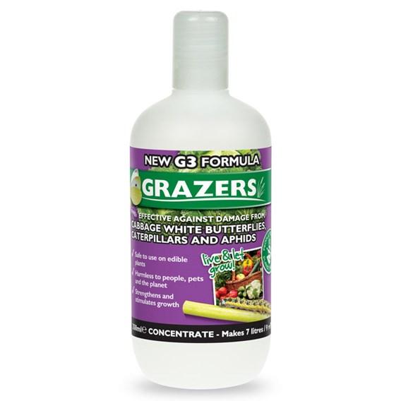 Grazers G3 Caterpillar Deterrent