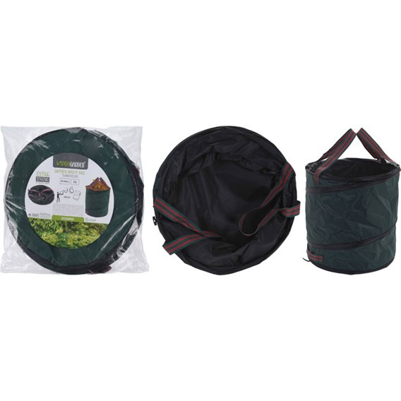 85 Litre Green Garden Bag