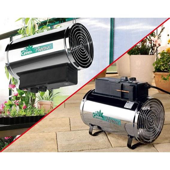 Phoenix Greenhouse heater