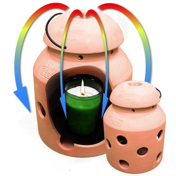 Firefly - Terracotta Heater