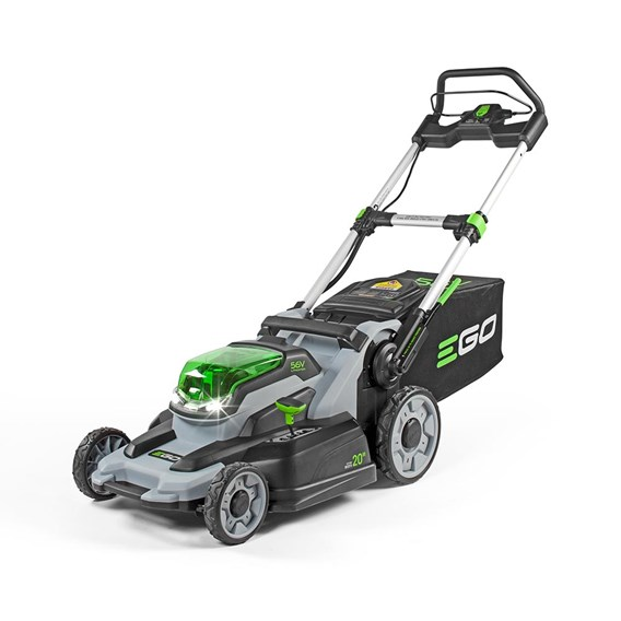 Ego 56V Lawnmower Kit + Battery And Charger