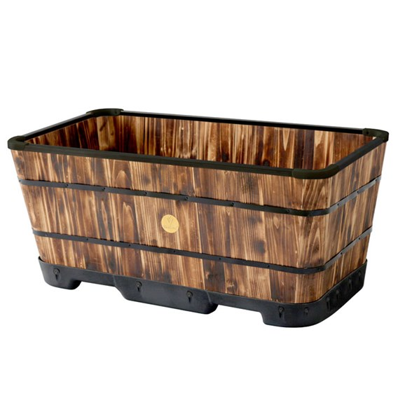 Tapered Large Trough Planter