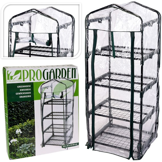 Greenhouse - 2, 3 or 4 Tier
