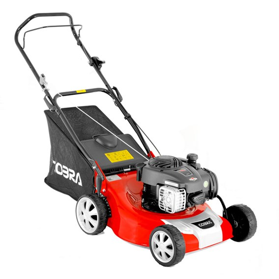 Cobra Petrol Mower 18