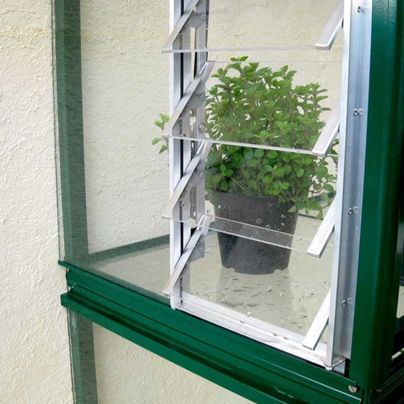 City Growhouse / Optional Vent