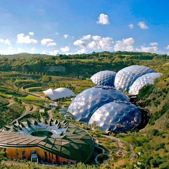 Visit the Eden Project for Two