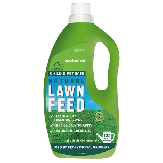 Natural Liquid Lawn Feed