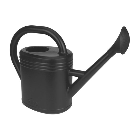 Recycled Living Black Watering Can (10 Litre)